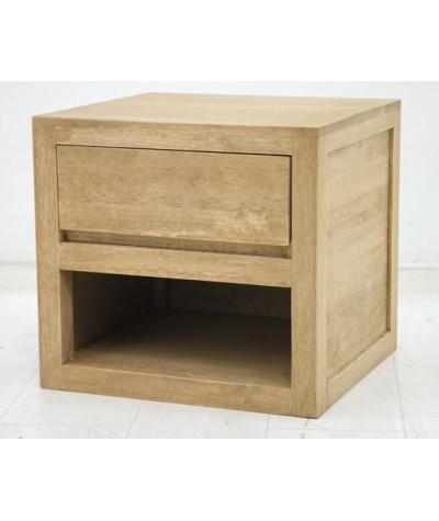 Cube 1 tiroir + 1 niche...