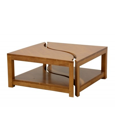 Table basse hévéa 2...