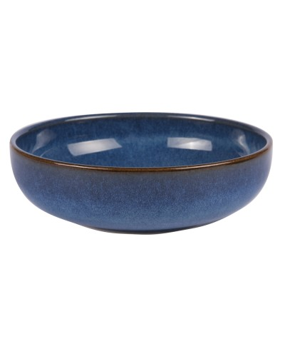 Coupelle bleu cobalt 12