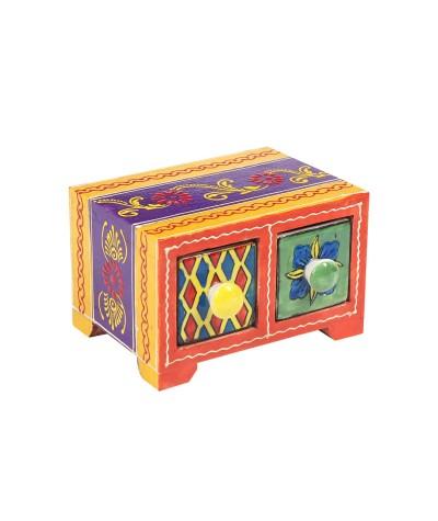 Mini meuble 2 tiroirs 19974