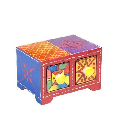 Mini meuble 2 tiroirs 19992
