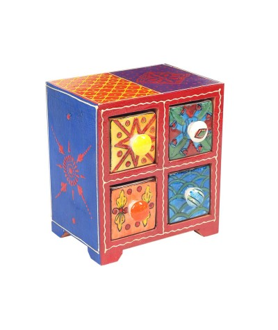 Mini meuble 4 tiroirs 19994
